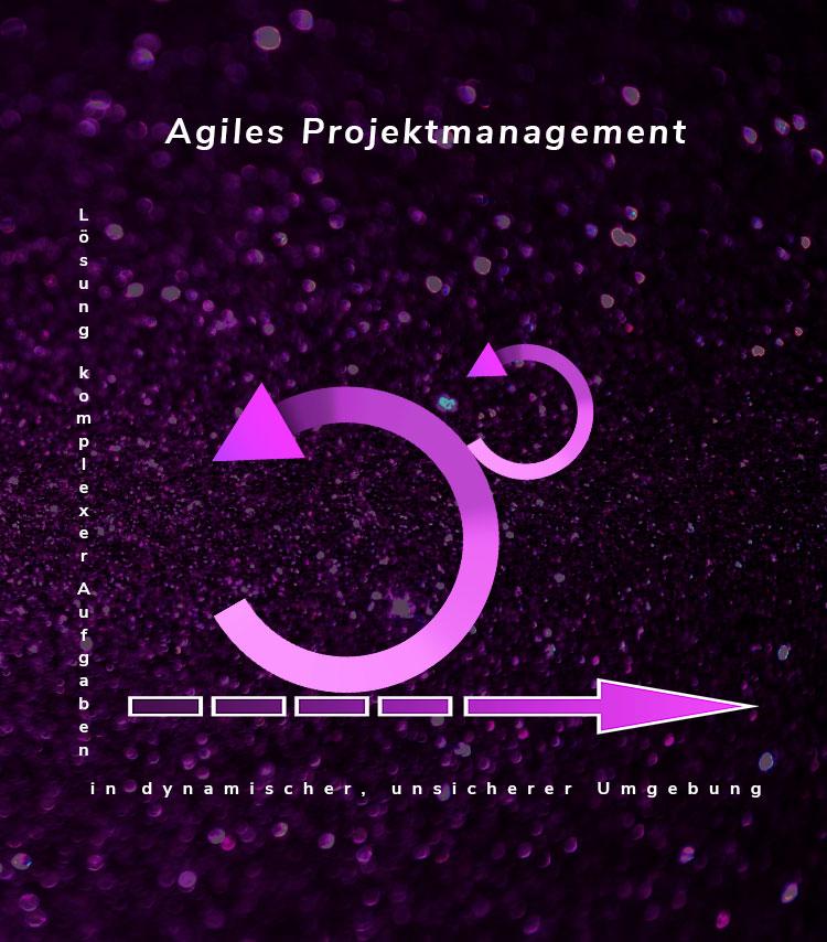 Ablauf von agilem Projektmanagement