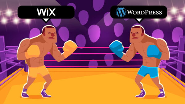 WordPress oder Wix? Das ist das richtige CMS für Deine Website!